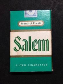 Collectible Match Box - Salem