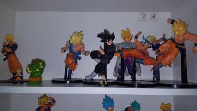 Dragon Ball Figure(Banpresto,Grandista)