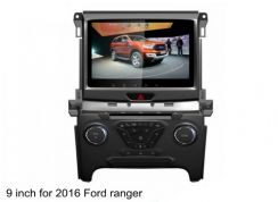 Ford Ranger T7 2015 2018 9