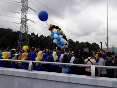 Perasmian Balloon