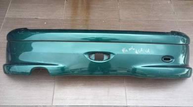 Peugeot 206 CC Gti Bumper Belakang