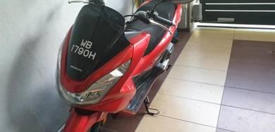 Honda pcx150 pcx