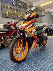 Honda rs150 repsol