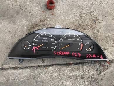 No 22-4-16 Meter Nissan Serena C23 Japan