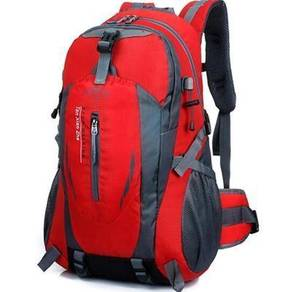 J0170 Multi-function Travel Bag Backpack (Red)