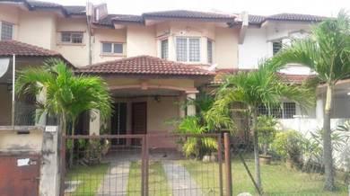 2 Sty House in Lestari Putra LP2 , LP3 , BELOW MARKE - NO HOUSE DEPAN