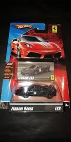 Hotwheels Ferrari Racer FXX Black