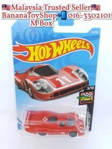 100% Original Mattel Hotwheels 101/250 PROSCHEs 91