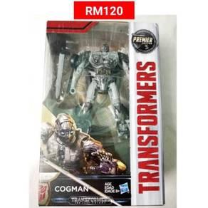 Cogman Deluxe Class Transformers TLK