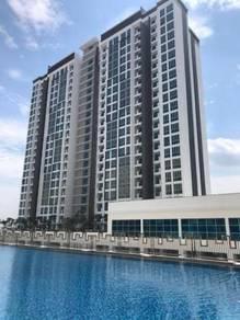 New Seaview Condo Permas Jaya pasir gudang