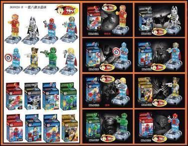 Toy Set (Dargo) 8in1
