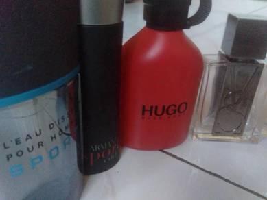 Genuine and Original Branded Parfume