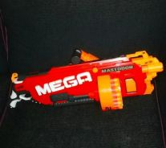 Nerf Mega Mastadon