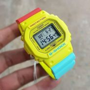 Watch - Casio G SHOCK RAGGAE DW5600CMA-9 -ORIGINAL