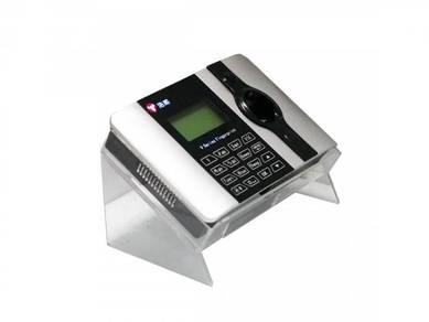 Fingerprint Punch Card Time Recorder System