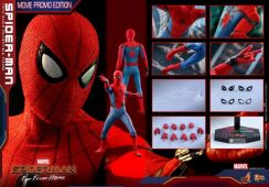 Hot Toys 1/6th Spider-Man (Movie Promo Edition)