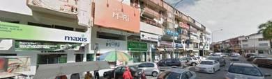 Taman Segar Shop lot Leisure mall eko cheras kuala lumpur jalan manis