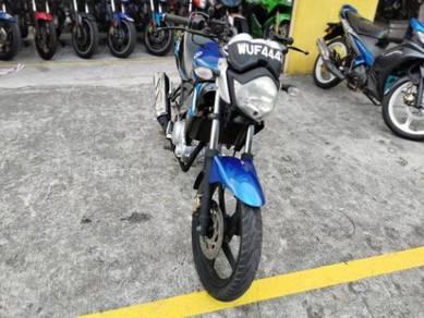 Yamaha fz150i_used