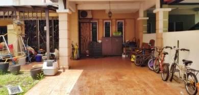 Renovated Double Storey Terrace, Taman Desa Alam U12, Shah Alam