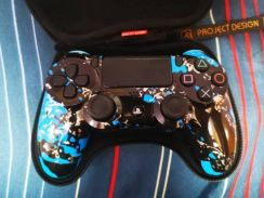Ps4 modded controller v1 with hard case