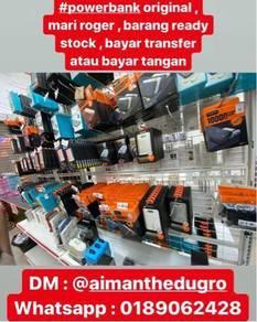 Powerbank pineng (10K mAh/20K mAh/30K mAh)