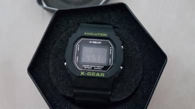 Watch X-GEAR