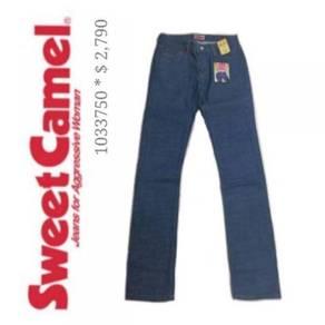 [Size 27~31] Sweet Camel Hip Star Jean ( 1033750 )
