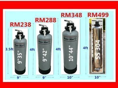 Water Filter / Penapis Air harga bernilai 1k