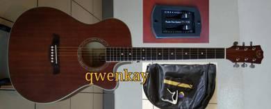 Acoustic-Electric Guitar 40Inch A&K #230-E