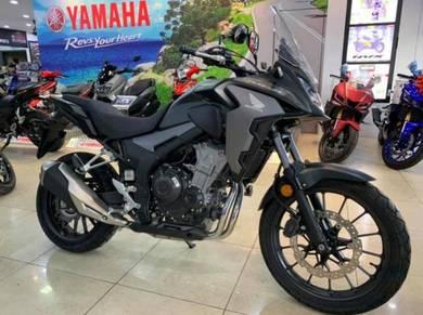 Honda CB500X Abs New Version ~ KHM Big Bike