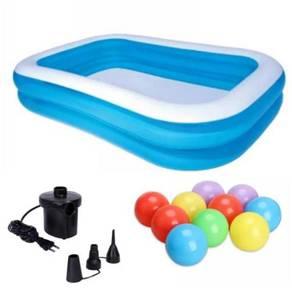 Kids Pool set. Kolam Renang Budak