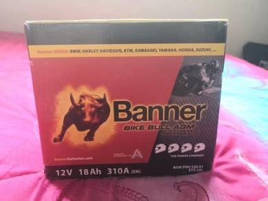 Banner batteries -