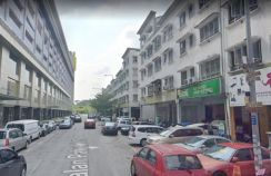 Shop Lot Apartment Dataran Otomobil Seksyen 15 Shah Alam Selangor