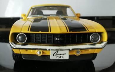 Chevrolet Camaro SS Z28 1968 scale 1:36 Diecast