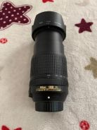 Nikon 18-140mm dx vr with lens hood