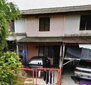 Ipoh rumah mampu beli 2 tingkat di tasek depan kfc tmn bertuah