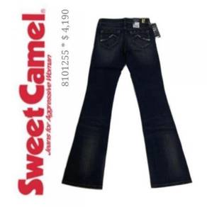 [Size 27~28] Sweet Camel Superfine Jean (8101255)