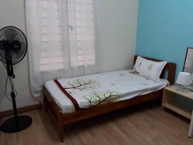 Near by SEGI University Speed WIFI Single Room Kota Damansara
