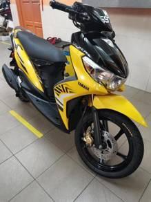 Yamaha EGO S fi