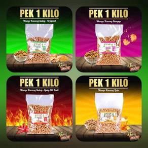 Kacang Wanys Pek kilo