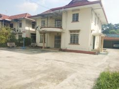 Jalan Pahang Setapak FREEHOLD 2 Storey Ancient Semi-Detached House