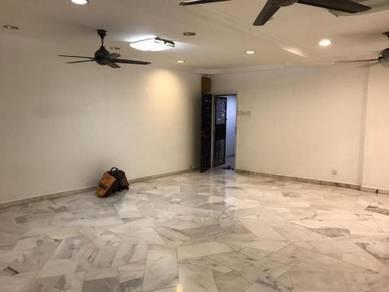 Kasturi Apartment Jalan Ampang Taman Kosas Big 3R2B Partially Furnish