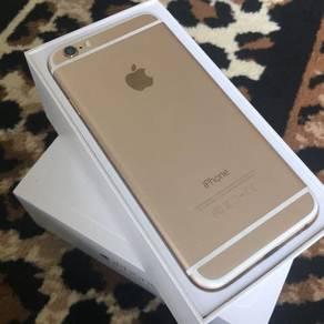 IPHONE 6 64GB condition cun melecunn, battery baru