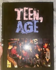 Seventeen Teen Age album