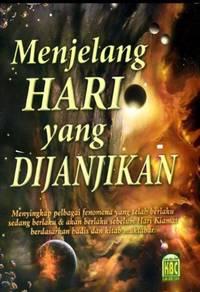 Buku Kronologi Akhir Zaman