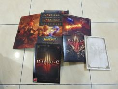 Unused Diablo III 3 PC Game