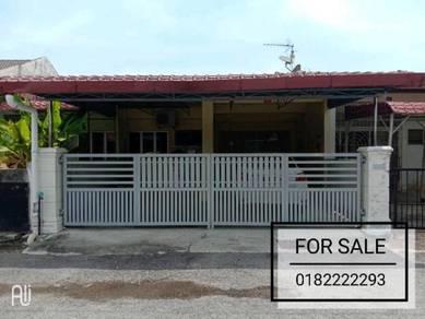Single Storey House Full Renovated Taman Sri Telewi (Senawang)