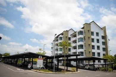 Eco Park 1 Condo, 3rd Floor, near Miri airport (4 bedrooms)