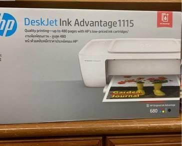 Brand new HP Deskjet Ink 1115 Printer