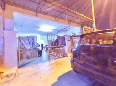 Single Storey Terrace, Bandar Tun Razak Cheras (NEAR LRT STATION)